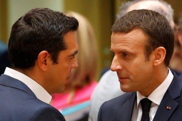 Α.Τσίπρας: «H Γαλλία είναι έτοιμη να στείλει Στόλο στην Αν. Μεσόγειο απέναντι στην Τουρκία» (βίντεο)