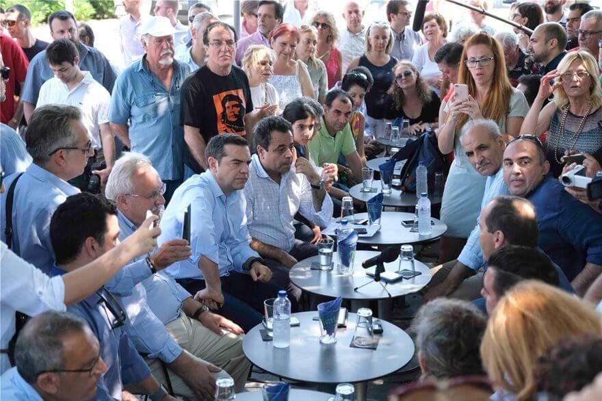 Τσίπρας από Ρόδο: Λάβαμε το μήνυμα των ευρωεκλογών – Άλλη υπόθεση οι εθνικές εκλογές