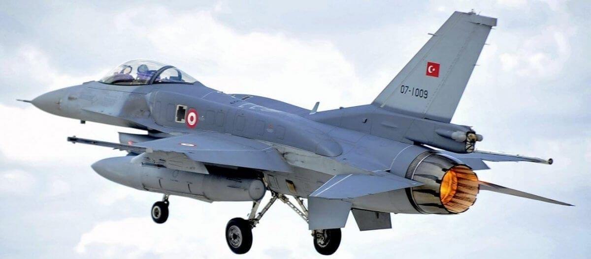 Τουρκικά μαχητικά πέταξαν πάνω από τα Δωδεκάνησα