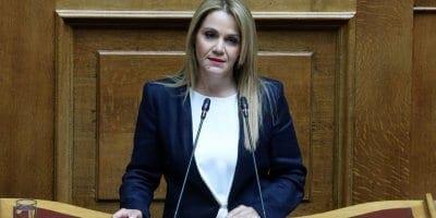 Ομιλία Μίκας Ιατρίδη στις προγραμματικές δηλώσεις της Κυβέρνησης