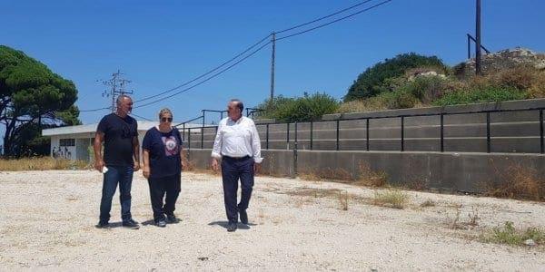 Χρηματοδότηση ύψους  706.450 ευρώ για την κατασκευή δύο νέων  αθλητικών έργων σε Αγ. Αποστόλους και  Ιαλυσό,  εξασφαλίζει ο Δήμος Ρόδου