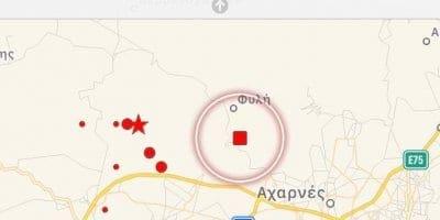 Νέος σεισμός 4.2 Ρίχτερ – Μεγάλη μετασεισμική δραστηριότητα