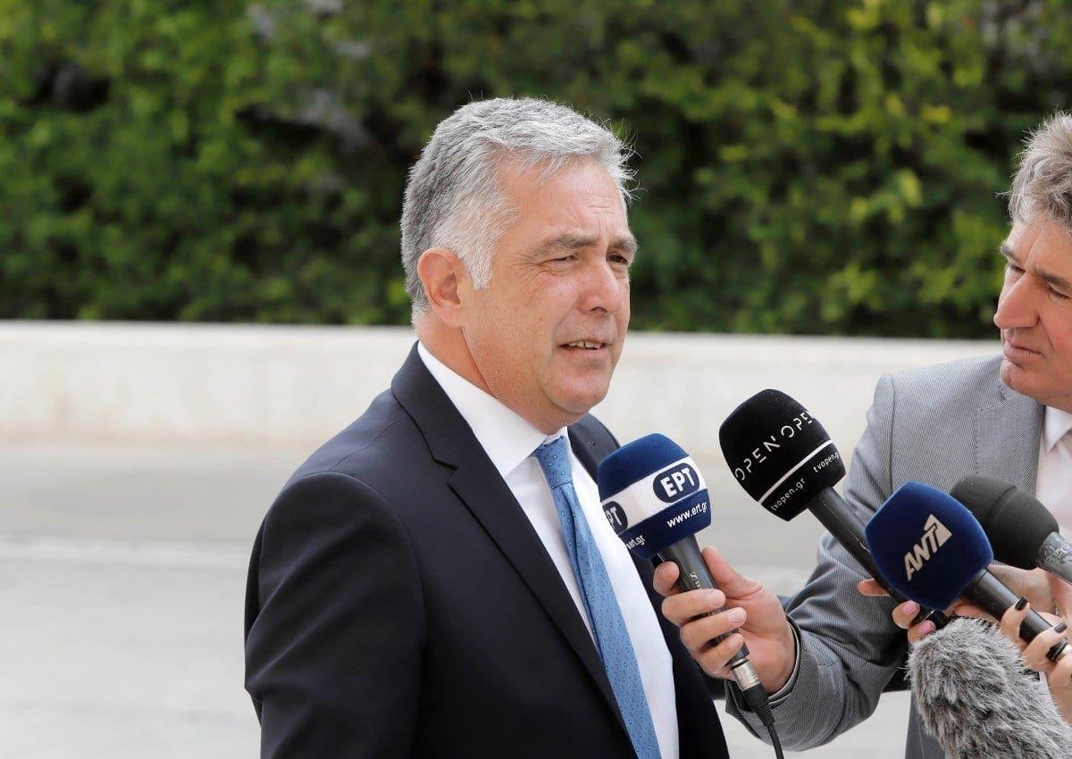 Ο Βασίλης Α. Υψηλάντης εξελέγη και Πρόεδρος της Επιτροπής Οικονομικών της Βουλής των Ελληνών- Κατέθεσε την πρώτη Κοινοβουλευτική Αναφορά στον Υπουργό Υγείας για τη στελέχωση του Πολυδύναμου Ιατρείου Σύμης