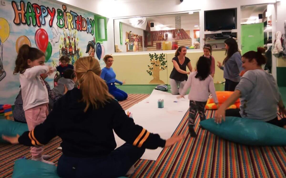 """Εξειδικευμένο σεμινάριο για γονείς και παιδιά διοργάνωσε το προσχολικό κέντρο """"ΠΙΝΟΚΙΟ"""""""