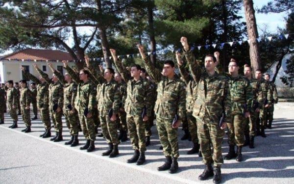 Έρχονται αλλαγές στο στρατό: Πόσο θα υπηρετούν οι Έλληνες στρατιώτες
