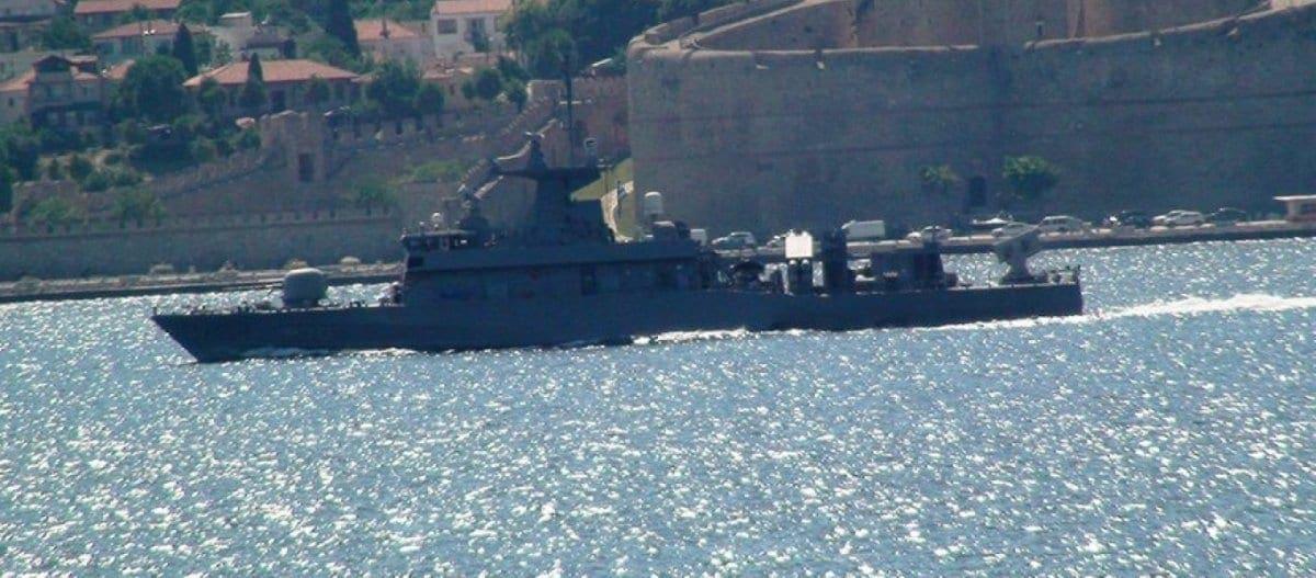 Η ΤΠΚ Γρηγορόπουλος περνάει τα Δαρδανέλια με… τους «πυραύλους ανοιχτούς» – Μήνυμα προς την Άγκυρα
