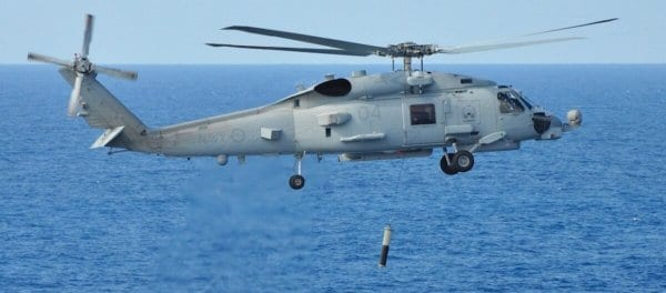 ΗΠΑ: Εγκρίθηκε η πώληση 7 ελικοπτέρων MH-60R στην Ελλάδα – Τι οπλισμό θα φέρουν