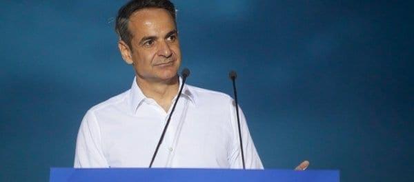 Αύριο στις 13.00 ορκίζεται πρωθυπουργός ο Κυριάκος Μητσοτάκης