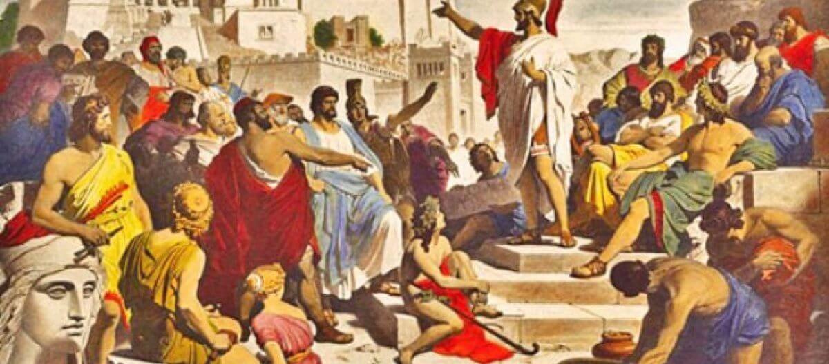 Οι εκλογές στην Αρχαία Αθήνα