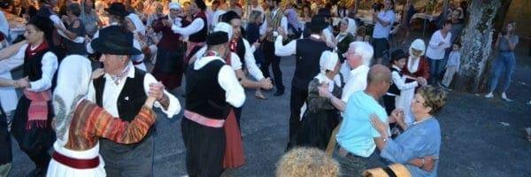 Οι Ελληνικοί χοροί και η μουσική μας στο 42ο Διεθνές Φεστιβάλ Παραδοσιακών Χορών  στο Felletin της Γαλλίας