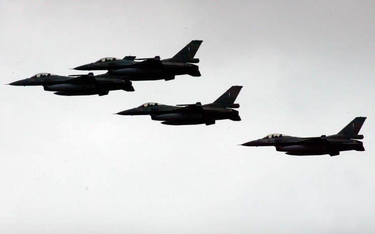 Συνεχίζει τη στρατηγική της έντασης η Άγκυρα, μπαράζ παραβιάσεων και αερομαχίες στο Αιγαίο