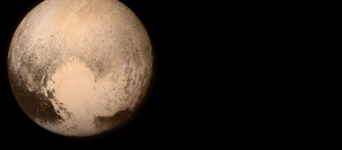 Η NASA έδωσε ελληνικό όνομα σε λίμνη του πλανήτη Πλούτωνα – Δείτε πως ονομάστηκε