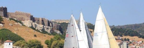 Για 19η χρονιά η Αegean Regatta ξεκίνησε το ταξίδι της στο Αιγαίο
