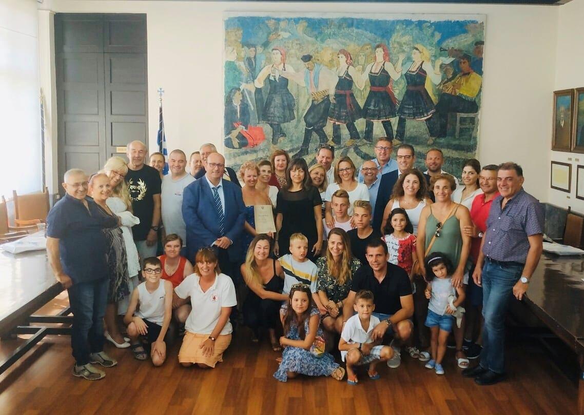 Τιμήθηκαν διεθνείς φίλοι της Ρόδου – Βραβεύθηκαν στην καθιερωμένη εκδήλωση της Διεύθυνσης Τουρισμού του Δήμου Ρόδου