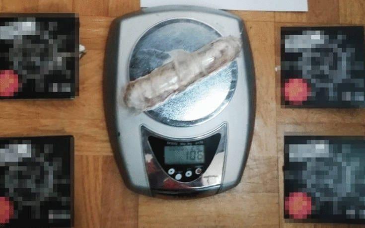Κάλυμνος: Άνδρας μετέφερε 106 γραμμάρια ηρωίνης στον πρωκτό του