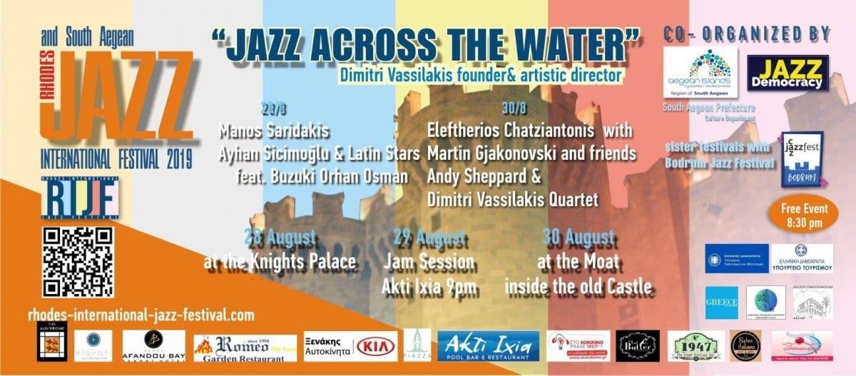 """Jazz Across the Water"""