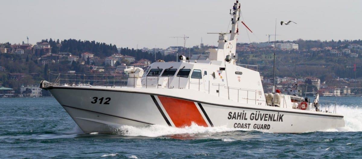 Τουρκικό σκάφος της Ακτοφυλακής έφτασε μέχρι τα παράλια της Κω