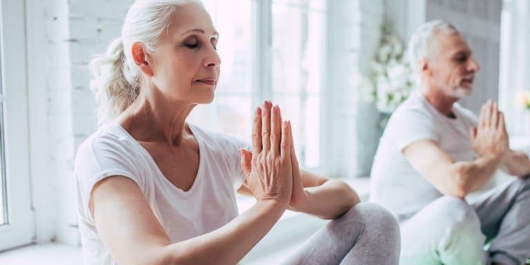 Έρευνα: Μόνο 6' άσκησης μπορούν να αλλάξουν τη ζωή των ηλικιωμένων