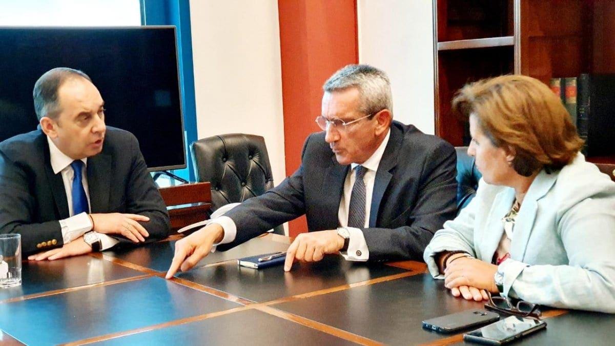 """Γιώργος Χατζημάρκος: """"Ικανοποιείται το πάγιο αίτημα των νησιών για κάλυψη και ποιοτική αναβάθμιση των ακτοπλοϊκών γραμμών"""""""