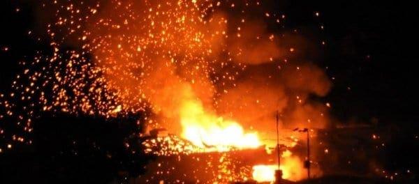 Τουρκοκυπριακές αρχές για την βιβλική καταστροφή στην αποθήκη πυρομαχικών της Κερύνειας: «Μπορεί να ήταν και σαμποτάζ»