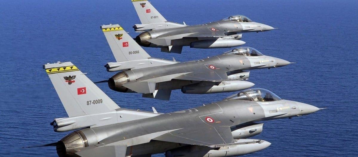 Περισσότερες  από 30 τουρκικές παραβιάσεις σήμερα στο Αιγαίο