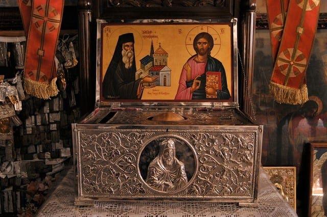 Λείψανο του Οσίου Ιωσήφ Γεροντογιάννη θα μεταφερθεί στη Σύμη