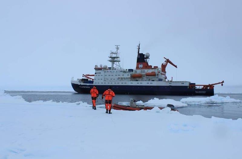 Ξεκινά σήμερα η μεγαλύτερη επιστημονική αποστολή στην Αρκτική -Αναζητώντας απαντήσεις για την κλιματική αλλαγή
