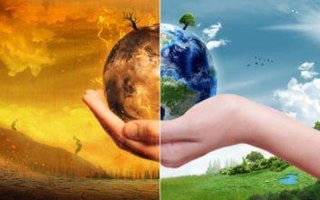 ΟΗΕ: Τα πέντε τελευταία χρόνια, τα θερμότερα που καταγράφηκαν ποτέ