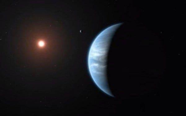 Ανακαλύφθηκε νερό στην ατμόσφαιρα μακρινού εξωπλανήτη