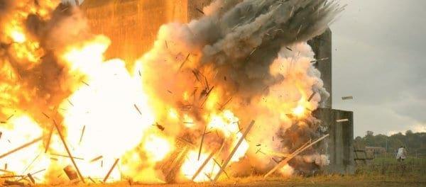 Mπαράζ εκρήξεων στα Κατεχόμενα – Τινάχτηκαν στον αέρα αποθήκες πυρομαχικών – Τί λέει το τουρκικό ΥΠΑΜ (βίντεο)