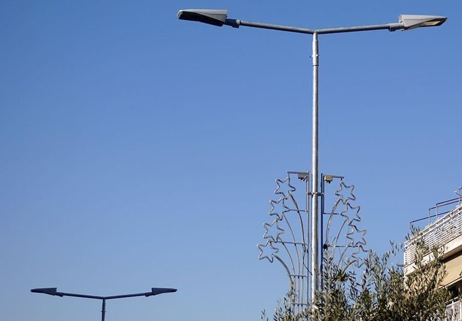 Προσοχή : Εργασίες αντικατάστασης φωτιστικών σε δρόμους
