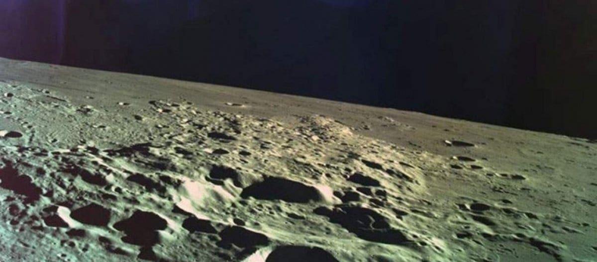 Η πρώτη φωτογραφία από το μυστηριώδες «ζελέ» της Σελήνης (φωτο)