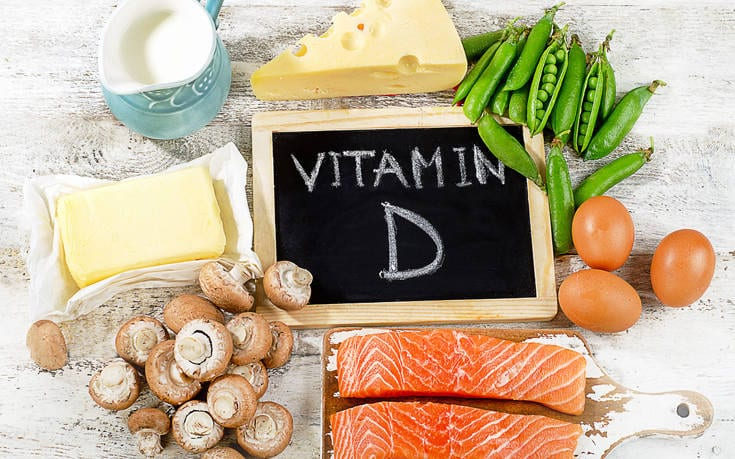 Η έλλειψη βιταμίνης D μπορεί να αποβεί μοιραία