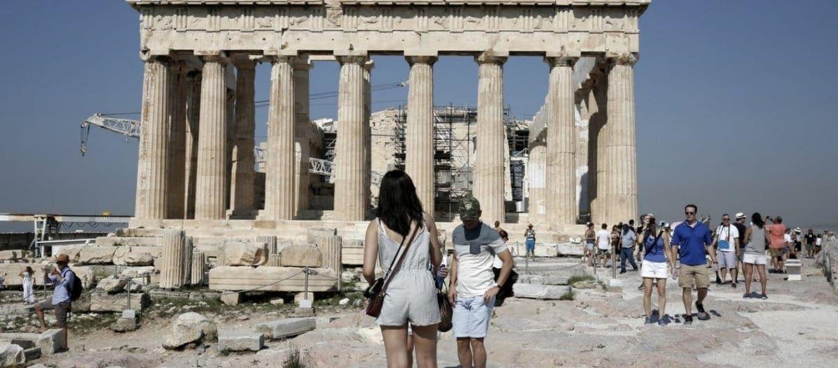 Αυξήθηκαν οι Ρώσοι τουρίστες στην Ελλάδα