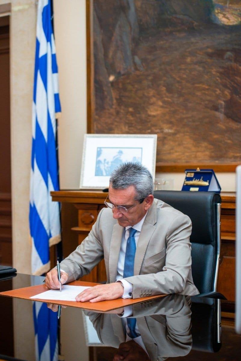 """Γ. Χατζημάρκος στον Υπουργό Εσωτερικών: """"Στο κόκκινο η ανάγκη στελέχωσης των Τεχνικών Υπηρεσιών της Περιφέρειας"""""""