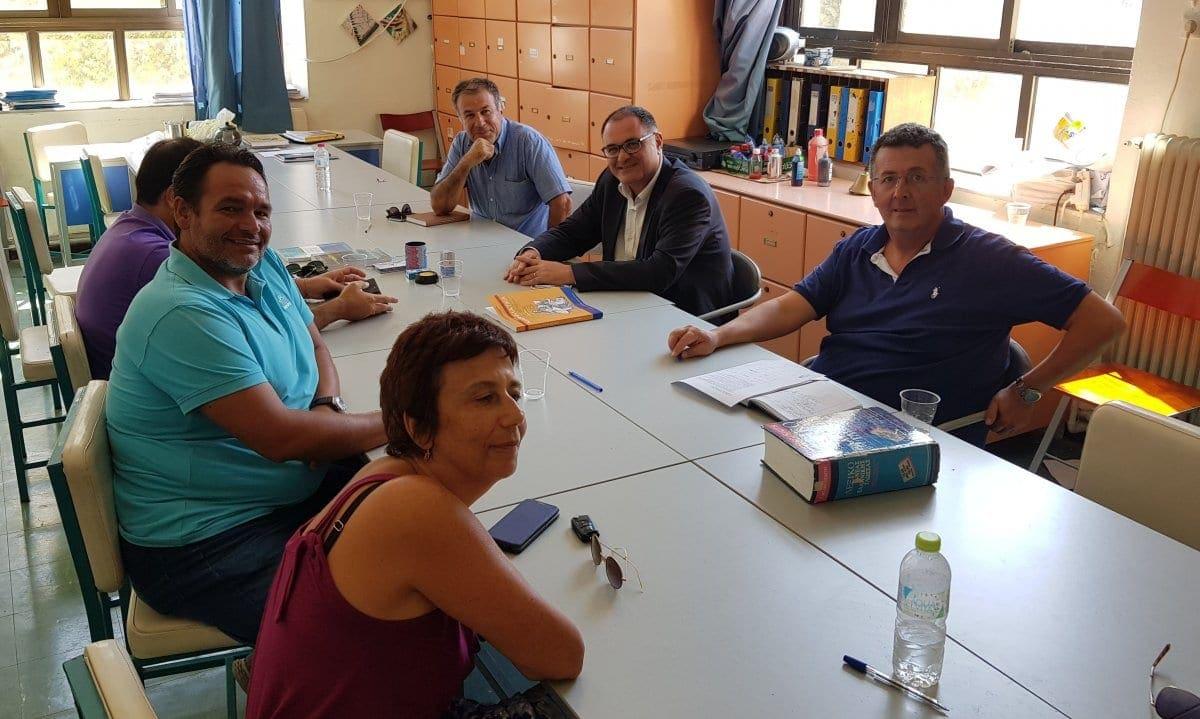 Νέα Εποχή για τα σχολεία προανήγγειλε η νέα Δημοτική αρχή στη Α ΕΛΜΕ Δωδεκανήσου