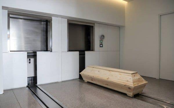 Έτσι είναι το πρώτο αποτεφρωτήριο νεκρών στην Ελλάδα