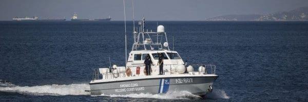 Διάσωση αλλοδαπών και σύλληψη του διακινητή τους στην Καλύμνο