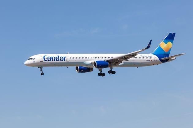 Διασώθηκε η Condor