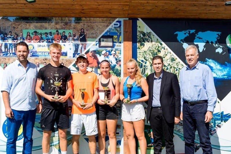 Το «ευχαριστώ» του ΡΟΑ για το πετυχημένο τουρνουά τένις!
