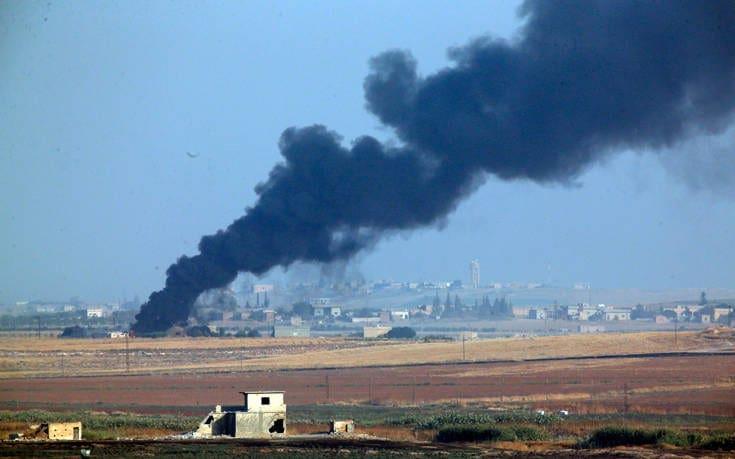 Στρατεύματα της Δαμασκού μπήκαν σε πόλη στα βορειοανατολικά της Συρίας