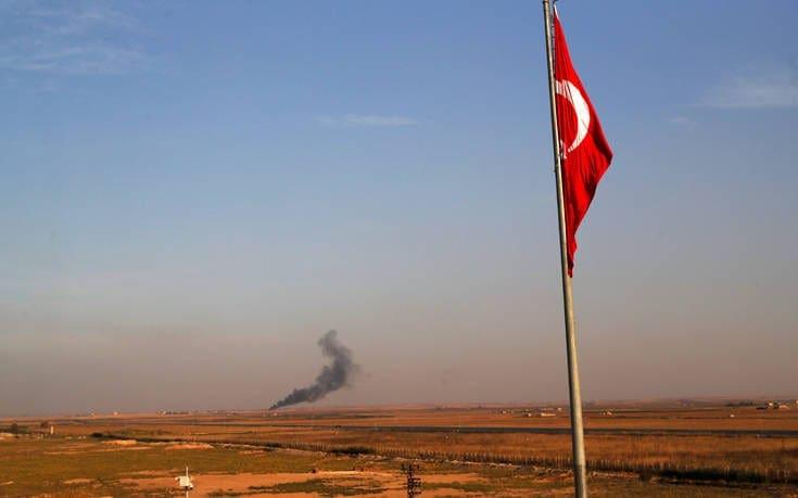 Η ΕΕ καλεί την Τουρκία να σταματήσει άμεσα τη στρατιωτική δράση στη Συρία