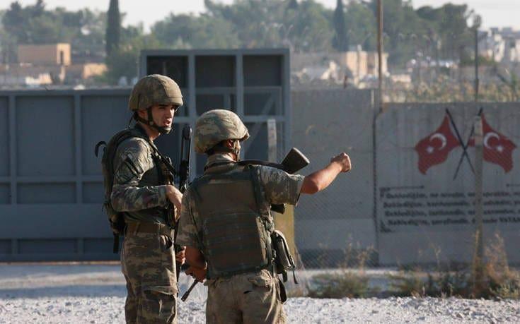 Σφοδρές συγκρούσεις Τούρκων και Κούρδων στη Συρία, υποχωρεί η τουρκική λίρα