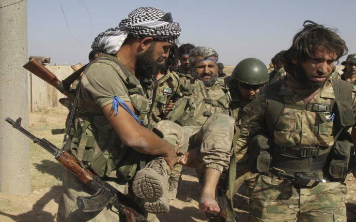 Οι Κούρδοι υποστηρίζουν ότι σκοτώθηκαν 75 Τούρκοι – Κατέστρεψαν επτά άρματα μάχης