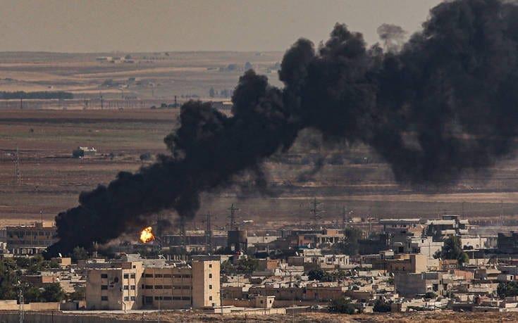 Κούρδοι : «Οι τουρκικές δυνάμεις μας χτυπούν με λευκό φώσφορο και ναπάλμ»