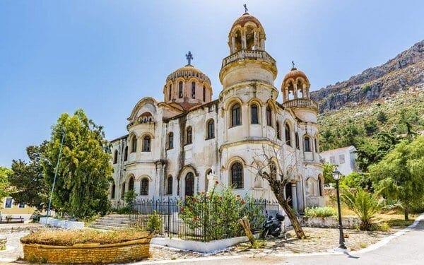 Εργασίες αποπεράτωσης του Αγίου Γεωργίου του Σαντραπέ στο Καστελλόριζο μετά από 112 χρόνια
