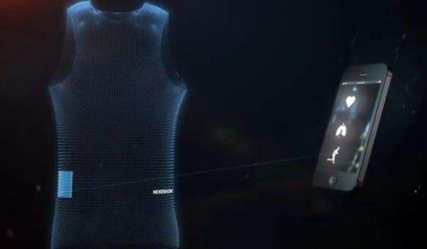 Μία «έξυπνη» μπλούζα καταγράφει την αναπνοή και τη λειτουργία των πνευμόνων