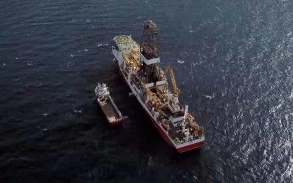 Τούρκος δημοσιογράφος πάνω στον «Πορθητή»: Μόλις βρεθεί φυσικό αέριο η Τουρκία χτυπά το χέρι στο τραπέζι