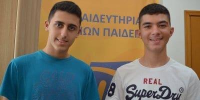 """Διακρίσεις μαθητών των Εκπαιδευτηρίων «ΡΟΔΙΩΝ ΠΑΙΔΕΙΑ» στον μαθητικό διαγωνισμό """"EUROSCOLA"""""""