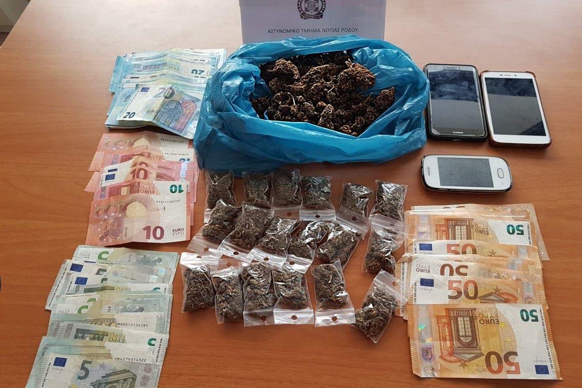 Τους έπιασαν να διακινούν ναρκωτικά – 3 συλλήψεις